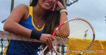 La colombiana María Angélica Bernal se despidió del Roland Garros - infobae