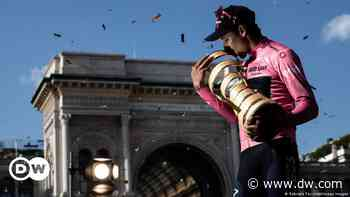 +Coronavirus hoy: ciclista colombiano Egan Bernal da positivo+ | DW | 04.06.2021 - DW (Español)
