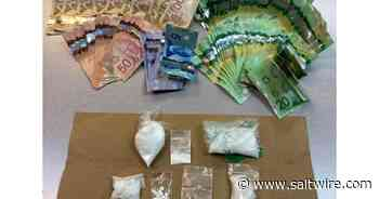 Charlottetown police find $17000 in drugs after arresting man with three outstanding warrants   Saltwire - SaltWire Network