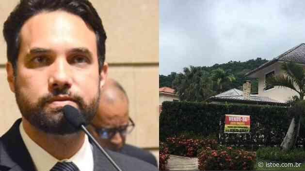 Mansão de Jairinho em Mangaratiba é colocada à venda por R$ 3 milhões; veja fotos - ISTOÉ Independente - ISTOÉ