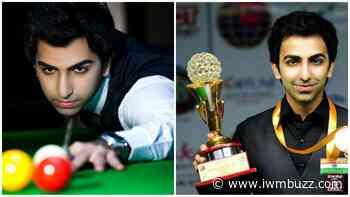 Indian Snooker and Billiards Player – Pankaj Advani - IWMBuzz