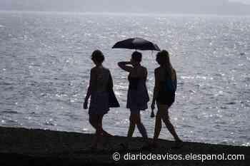 Una advección sahariana podría traer más calor y calima Canarias - Diario de Avisos