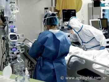 Coronavirus: Villaguay y Gualeguay tienen todas sus camas de terapia ocupadas - apfdigital.com.ar - APF Digital