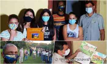 Dono da Fazenda Sant'Ana recebe alunos de Cantagalo em passeio cultural - Serra News
