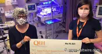 Queen Elizabeth Hospital in Charlottetown surpasses fundraising goal for NICU equipment upgrades   Saltwire - SaltWire Network