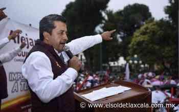 Firme la candidatura de Carlos Pimentel como abanderado de Morena a la alcaldía de Huamantla: TEPJF - El Sol de Tlaxcala