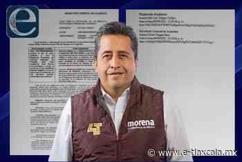Tribunal Federal admite la inconformidad de Chema ante la candidatura de Pimentel   e-consulta.com Tlaxcala2021 - e-Tlaxcala Periódico Digital de Tlaxcala