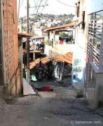 Jovem é morto a tiros em Candeias - bahianoar.com