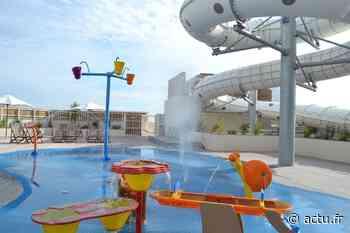 EN IMAGES. Découvrez la nouvelle piscine Aquabella qui ouvre à Ouistreham - actu.fr
