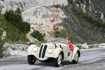 Terre di Canossa 2021, la seconda tappa nel cuore della Toscana - QN Motori - QN Motori