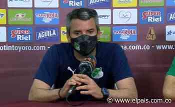 ¿Seguirá Alfredo Arias en Deportivo Cali? Esto dijo su asistente técnico sobre su futuro - El País