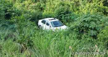Se accidentan funcionarios del Ceepac en la carretera libre Valles-Rioverde - Pulso Diario de San Luis