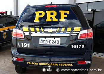 PRF prende em Lucas do Rio Verde motorista embriagado que se envolveu em acidente - Só Notícias