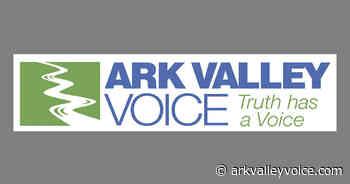 Earthquake near Grand Junction felt in Maysville - by Jan Wondra - The Ark Valley Voice