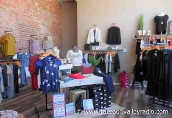 Grand Opening for Funky Zebra in Jefferson is Today - raccoonvalleyradio.com