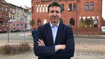 Landkreis Stendal: Andreas Brohm bleibt Bürgermeister in Tangerhütte - MDR