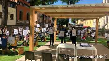 """""""Comune Europeo dello Sport"""", Sansepolcro dona gadgets agli alunni delle primarie - Arezzo Notizie"""