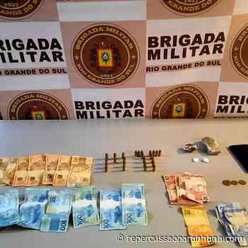 CRBM prende homem por tráfico de drogas na ERS-115 em Igrejinha - Repercussão Paranhana