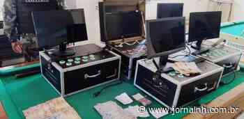 Máquinas caça-níqueis são apreendidas em Igrejinha - Jornal NH