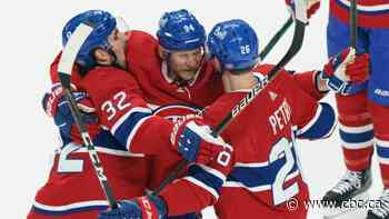 Canadiens ride offensive outburst to leave Jets on cusp of elimination