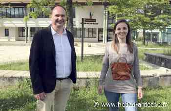 Canton de Privas - Jérôme Bernard et Victoria Brielle en outsiders - Hebdo de l'Ardèche