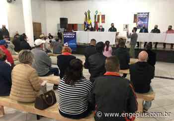 Araranguá não aceita desanexar Barra Velha de seu território - Engeplus
