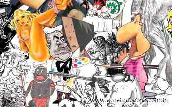 História: charges, cartuns e quadrinhos curitibanos são tema de livro e live - Gazeta do Povo - Curitiba