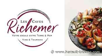 Marseillan : désormais des tapas aux caves Richemer ! - Hérault-Tribune