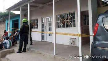Ataque a bala deja un muerto en Sabanagrande - EL HERALDO