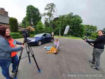 Wildemonie maakt kortfilm in Meidoornstraat