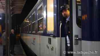 Ils veulent plus de trains de nuit directs Albi – Carmaux – Paris - LaDepeche.fr