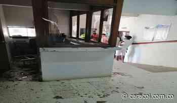 Destrozos en hospital de Piojó, murió paciente cuando no había médico - Caracol Radio
