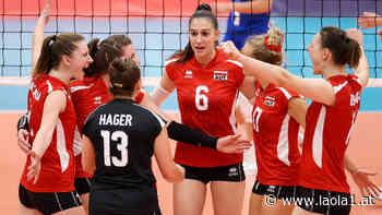 ÖVV-Frauen unterliegen Slowenien in Silver League nur knapp - LAOLA1.at
