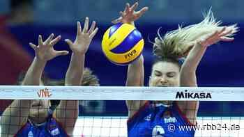 Volleyball: SC Potsdam verpflichtet Maja Savic - rbb24