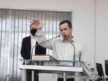 Após morte de prefeito em Juruaia, é empossado novo prefeito - Portal Onda Sul