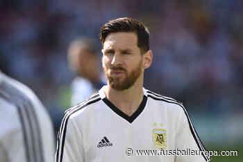 """Lionel Messi: """"Das erste Spiel ohne Diego – etwas Besonderes"""" - Fussball Europa"""