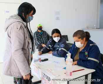 Nova Santa Rita vacina pessoas a partir dos 55 anos, mas é necessário agendamento - Diário de Canoas