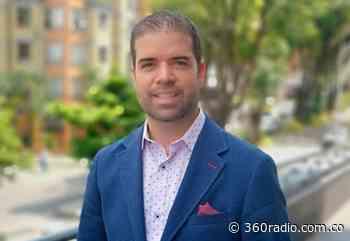 Gabriel Londoño habla en 360 sobre Juntos emprendemos de Envigado - 360 Radio - 360radio.com.co