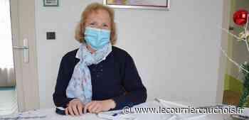 Saint-Valery-en-Caux. Chantal Cressy, randonneuse malvoyante - Le Courrier Cauchois
