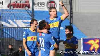 ¡El 236! A una década del último gol de Palermo en Boca - TyC Sports