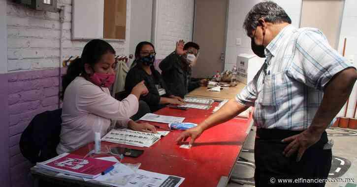 Detienen a 17 personas en Reynosa por presunta compra de votos para Morena - El Financiero