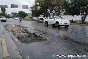 #FOTOS ¡Riesgo a la vista! Huecos en Cabudare atormentan a conductores #4Jun - El Impulso