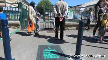 Seine-et-Marne : Dammarie-les-Lys, 7e ville à se doter d'espaces sans tabac - Le Parisien