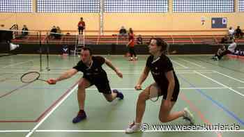 Badminton: Polizei SV hofft auf Regionalliga-Neustart im Oktober - WESER-KURIER - WESER-KURIER
