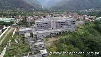 Ayacucho: Hospital Bicentenario se desarrolla con participación de la sociedad civil - Radio Nacional del Perú