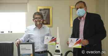 Ayacucho presentó candidatura para ser sede de los Juegos Bolivarianos 2025 - ovacion.pe