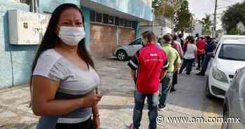 Elecciones 2021: Candidata de PES vota en Purísima del Rincón - Periódico AM
