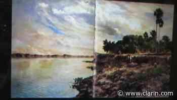 Río Paraguay, de Paz Encina. - Clarín.com