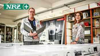 Voerde: Endlich wieder Kunden im Geschäft begrüßen - NRZ