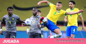 Robert Arboleda confirma contactos entre capitanes por Copa América - Primicias